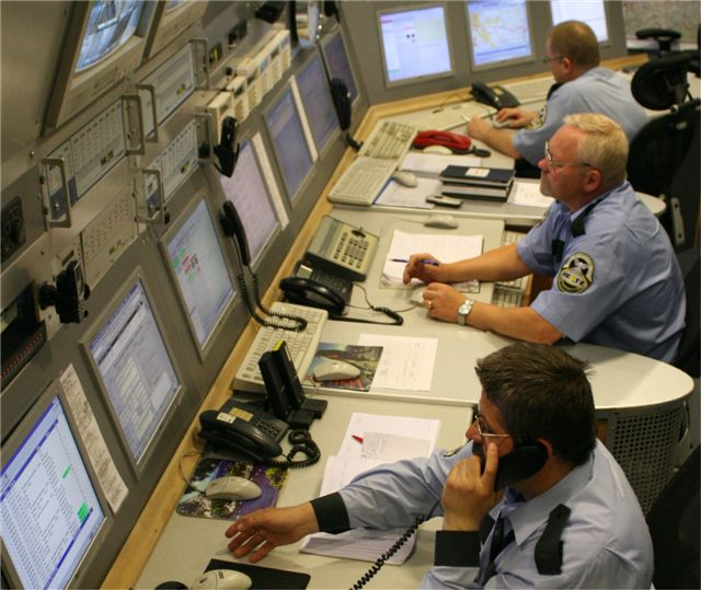 Systèmes de sécurité et infrastructure critique