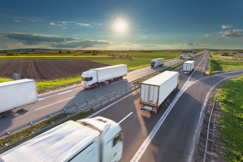 Przewozy towarów pod kontrolą GPS?