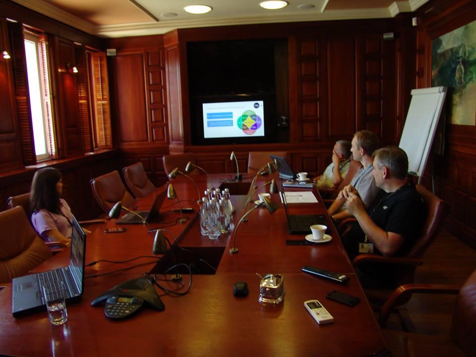 Szkolenie dla pracowników Hertz Systems