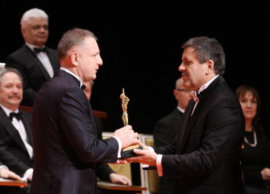 Firma Hertz Systems otrzymała złotą statuetkę Lidera Polskiego Biznesu [FILM]