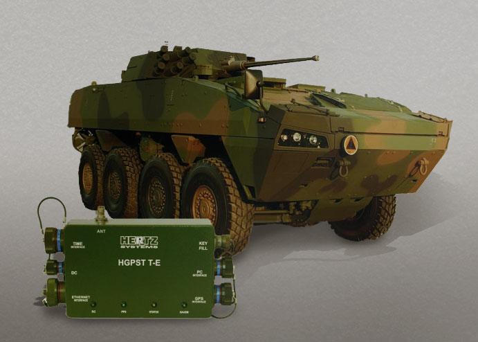 Nowe kontrakty na wojskowe odbiorniki GPS Hertz Systems