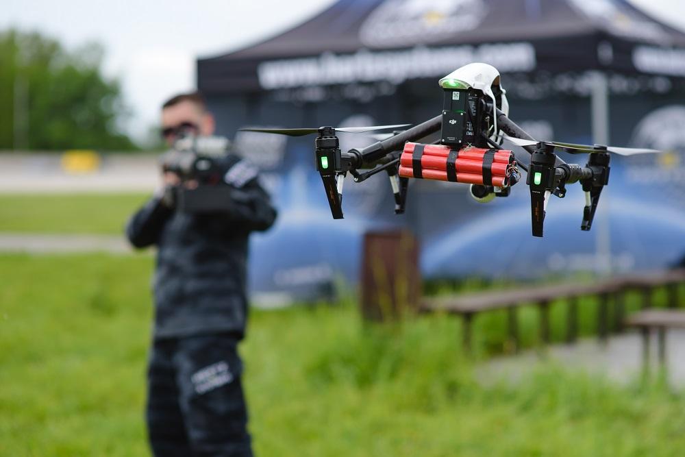 Hawk – the drone hunter