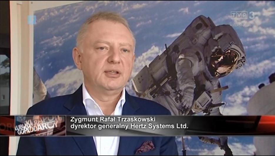 LUBUSKI RAPORT GOSPODARCZY o innowacyjnych technologiach Hertz Systems [FILM]