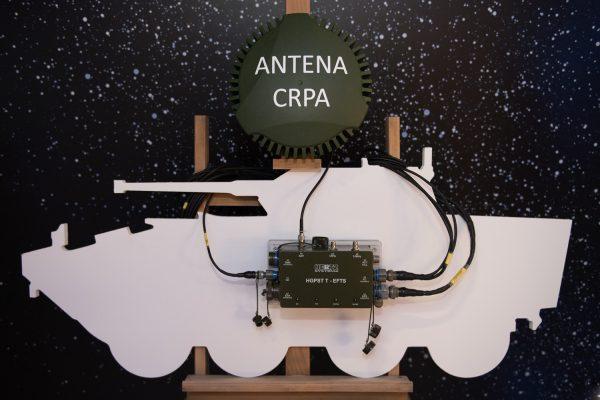 Hertz Systems wojskowy odbiornik GPS HGPST T
