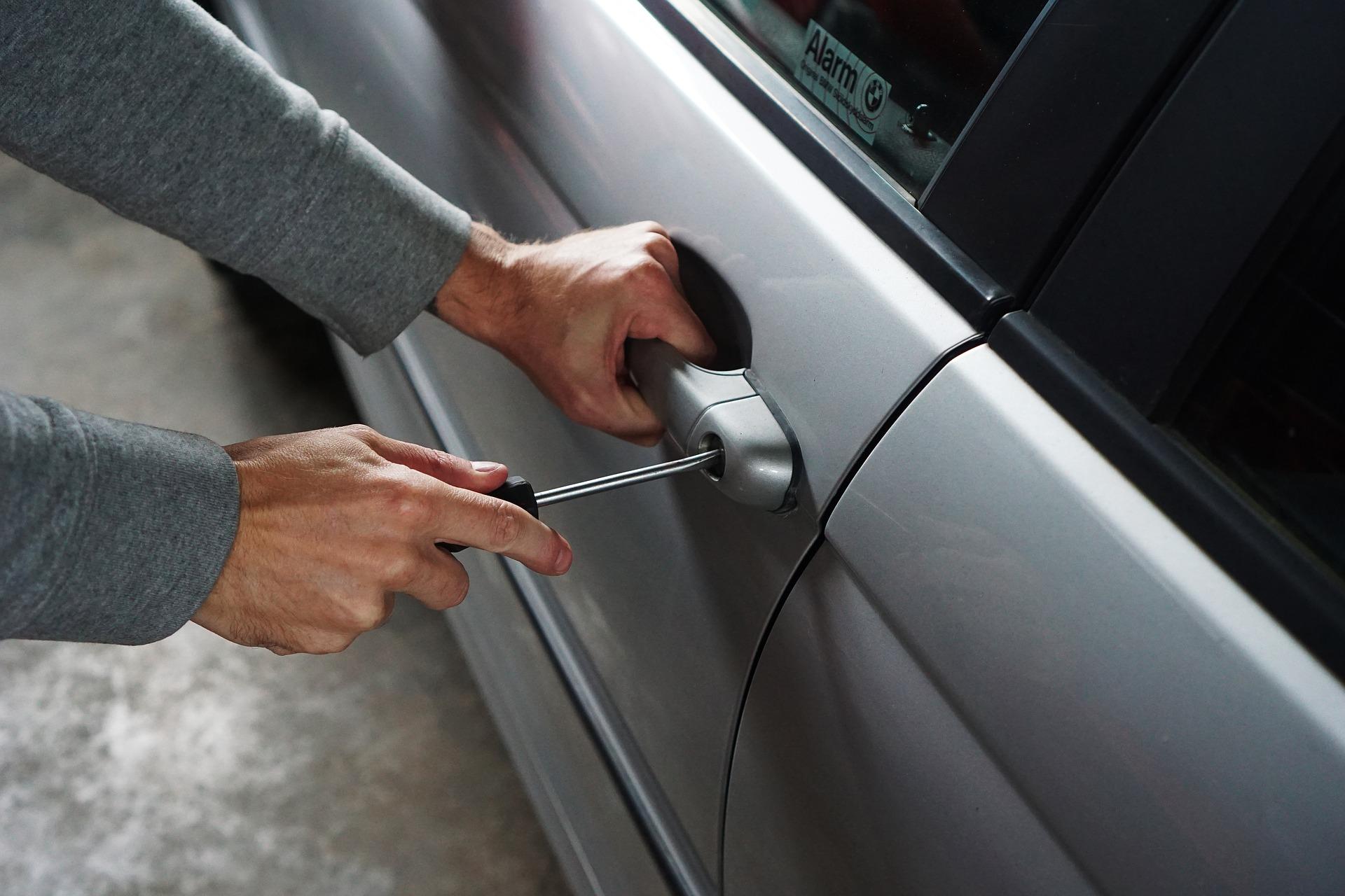 Monitoring Aut GPS zabezpieczy samochód przed kradzieżą