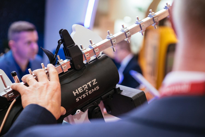 Hertz Systems wystawcą na Międzynarodowym Salonie Przemysłu Obronnego 2017