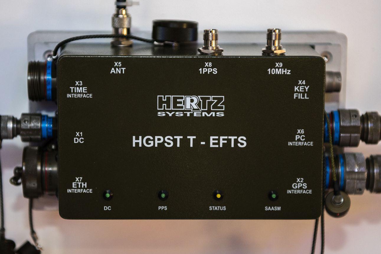 Umowa Hertz Systems z MON na dostawę 1244 kompletów wojskowych odbiorników GPS z SAASM na platformy bojowe