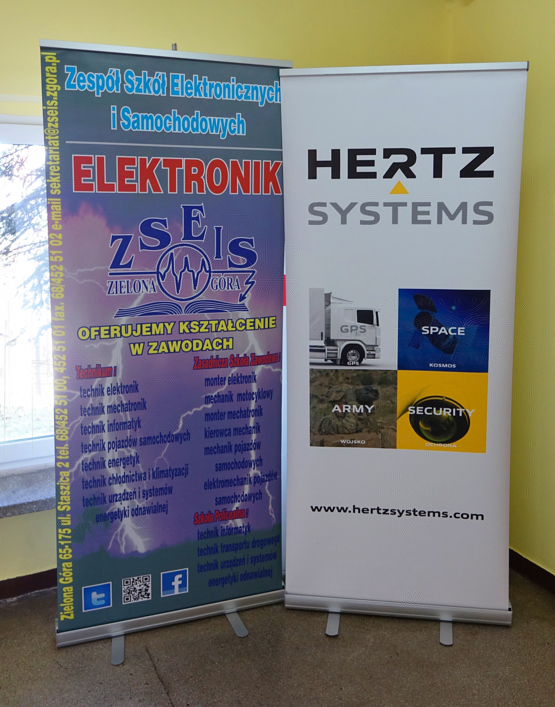 ZSEiS Dni Otwarte z Hertz Systems