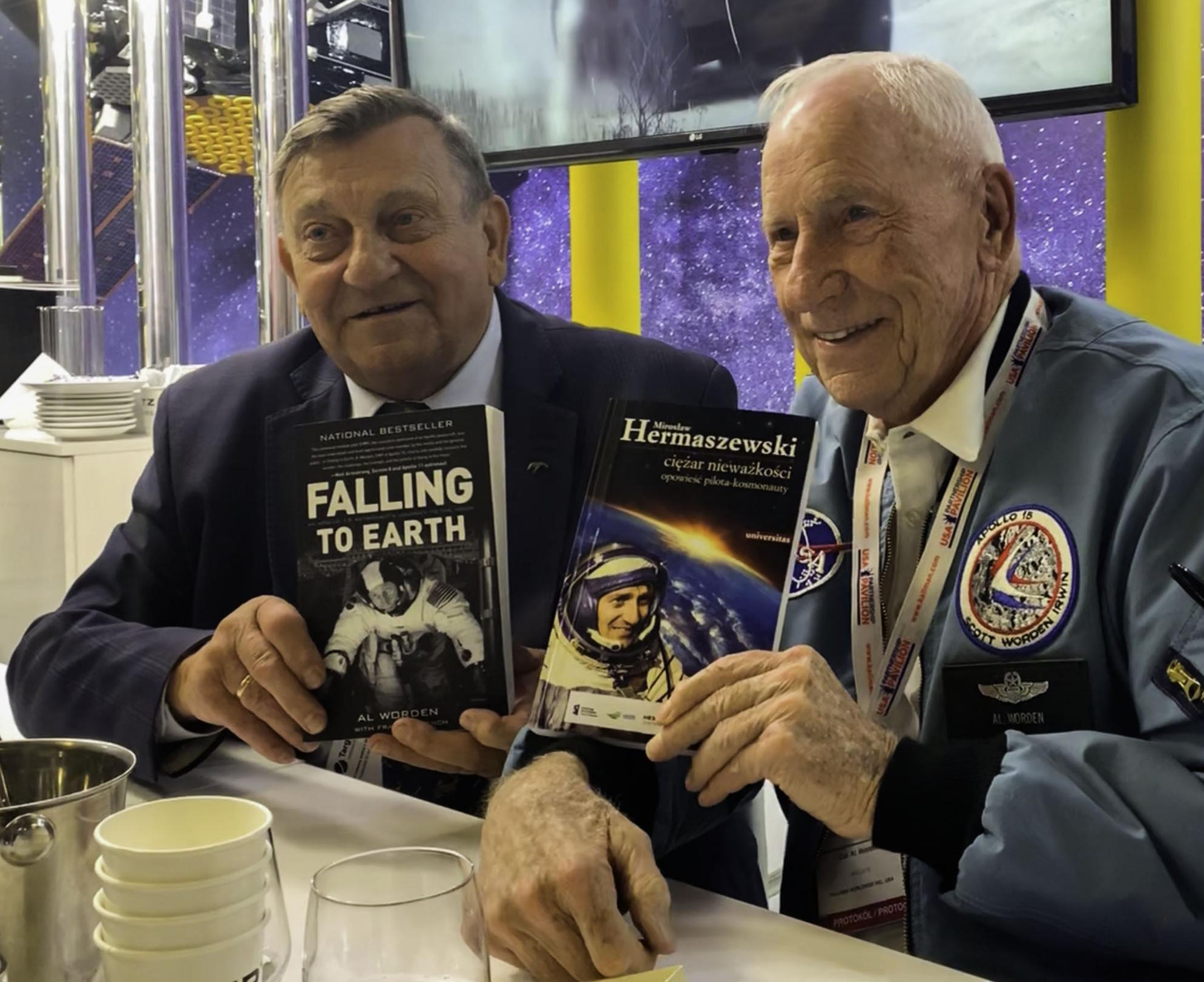 Ciężar nieważkości – 43. rocznica lotu w kosmos Gen. Mirosława Hermaszewskiego